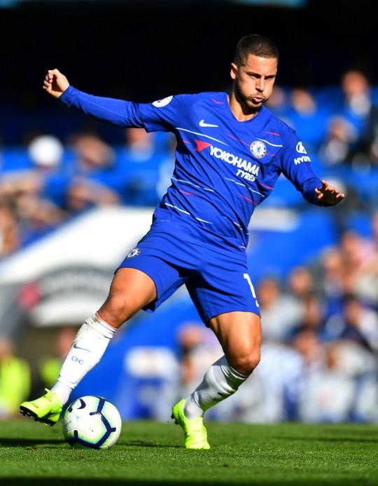 Hazard dính chấn thương, nhiều nguy cơ vắng mặt Europa League - Ảnh 4.