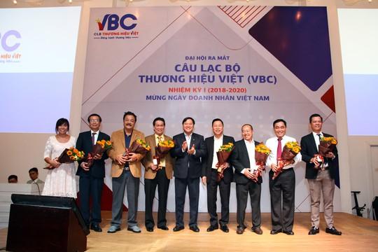 Ra mắt Câu lạc bộ thương hiệu Việt - Ảnh 1.