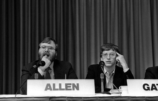 """Bill Gates: """"Paul Allen đã thay đổi cuộc đời tôi như thế đó"""" - Ảnh 2."""