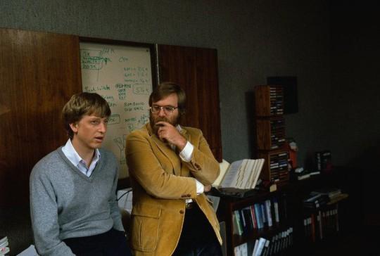 """Bill Gates: """"Paul Allen đã thay đổi cuộc đời tôi như thế đó"""" - Ảnh 3."""