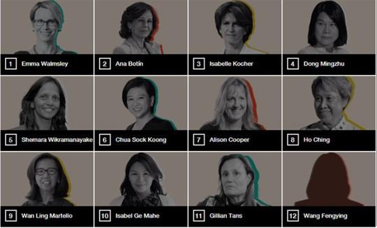 """Những phụ nữ """"tỷ đô"""" quyền lực nhất năm 2018 - Ảnh 3."""