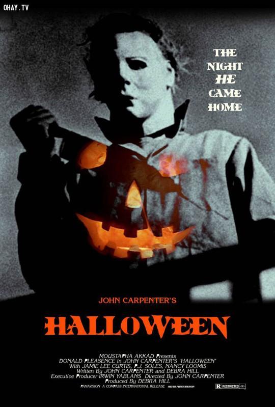 Phim Halloween phần mới khuấy đảo ngôi vị phòng vé - Ảnh 1.