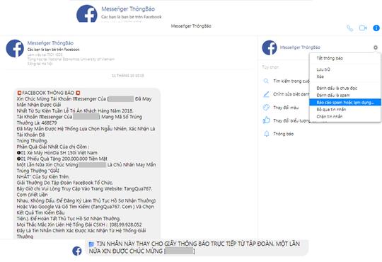 Lừa đảo trên Facebook ngày càng tăng - Ảnh 4.