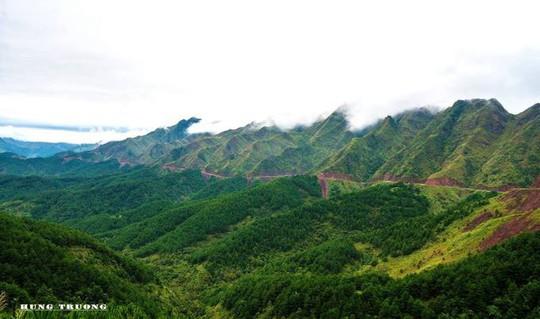 Vạn Lý Trường Thành phiên bản Việt gần 2.000 bậc ở Quảng Ninh - Ảnh 5.