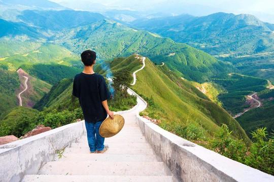 Vạn Lý Trường Thành phiên bản Việt gần 2.000 bậc ở Quảng Ninh - Ảnh 7.