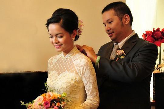 Pham Quynh Anh len tieng vu ly hon voi Quang Huy