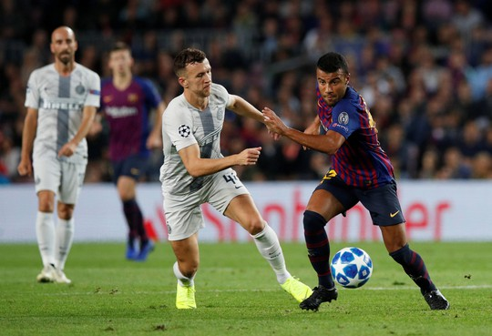 Đánh bại Inter Milan, Barcelona giành vé sớm Champions League - Ảnh 2.