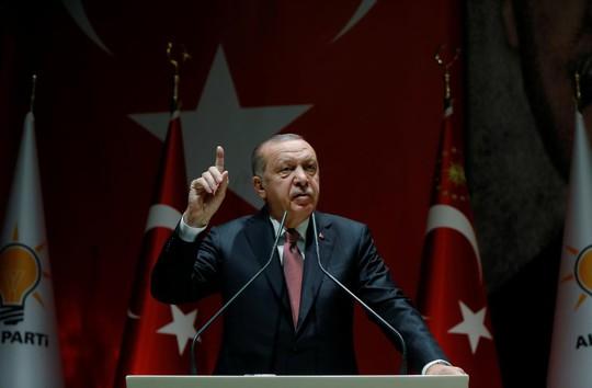 Tổng thống Thổ Nhĩ Kỳ ép Ả Rập Saudi tiết lộ kẻ chủ mưu giết nhà báo - Ảnh 1.
