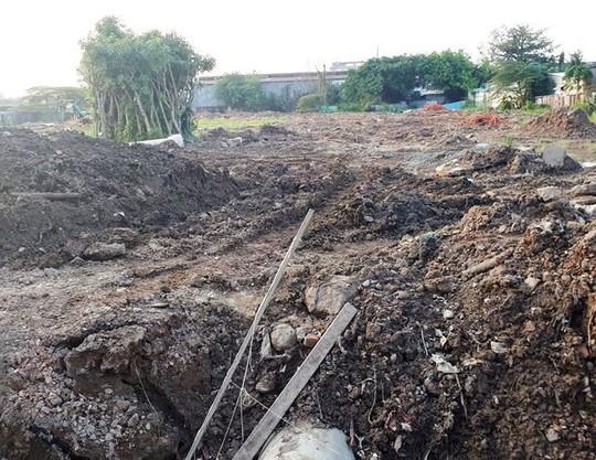 Gom đất phân lô bán nền, coi chừng vỡ mộng - Ảnh 1.