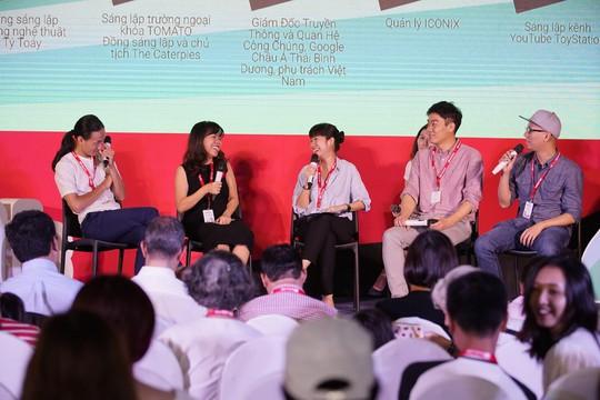 YouTube Kids ra mắt tại Việt Nam - Ảnh 1.