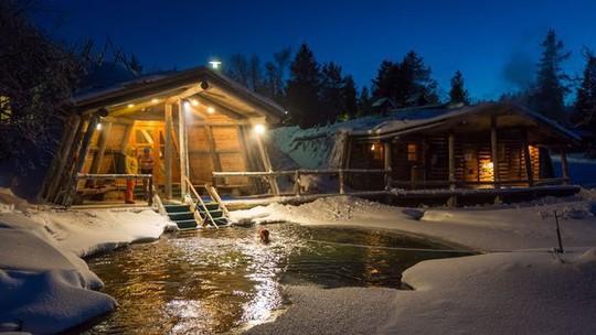 Những khách sạn băng tuyết tuyệt đẹp trên thế giới - Ảnh 5.
