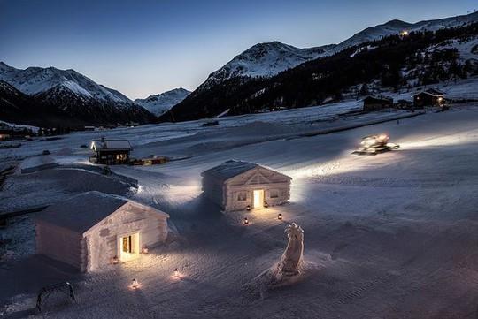Những khách sạn băng tuyết tuyệt đẹp trên thế giới - Ảnh 6.