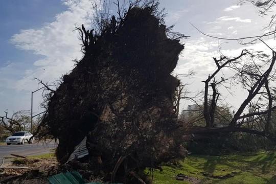 Siêu bão Yutu hạ cấp, Philippines vẫn nâng mức cảnh báo - Ảnh 1.