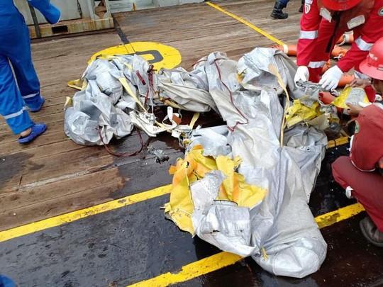 Rơi máy bay chở 189 người ở Indonesia - Ảnh 4.