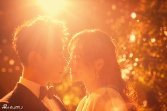 Đường Yên - La Tấn lộ ảnh đám cưới lung linh - Ảnh 15.