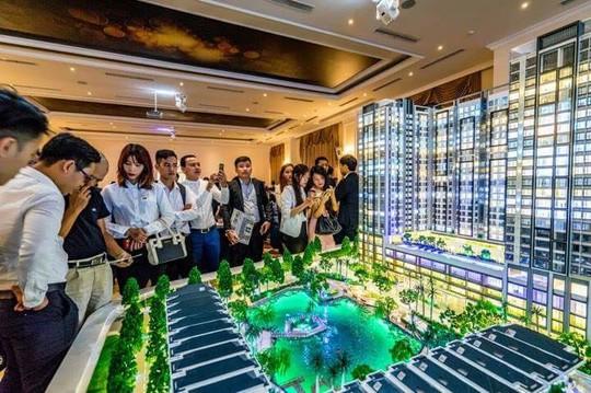 Thị trường căn hộ TP HCM hút khách Trung Quốc - Ảnh 1.