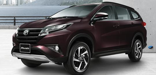 Toyota Rush 7 chỗ niêm yết 600 triệu 'về tay' 900 triệu: Dân Việt choáng váng - Ảnh 1.