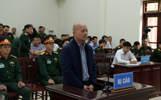 Không được xét tình tiết giảm nhẹ có huân, huy chương, Út trọc bị tuyên y án 12 năm tù - Ảnh 1.