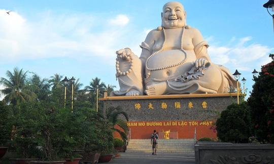9 tượng Phật kỳ vĩ trên thế giới - Ảnh 1.