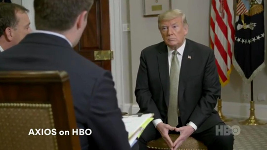Ông Trump muốn ngừng cấp quốc tịch cho mọi trẻ em sinh tại Mỹ - Ảnh 1.