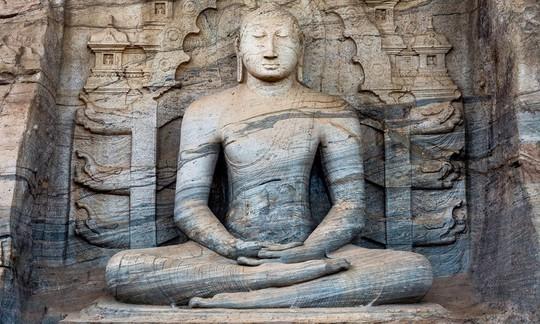 9 tượng Phật kỳ vĩ trên thế giới - Ảnh 13.
