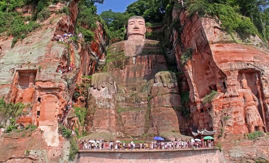 9 tượng Phật kỳ vĩ trên thế giới - Ảnh 7.