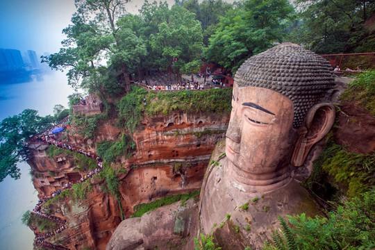 9 tượng Phật kỳ vĩ trên thế giới - Ảnh 8.