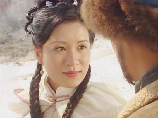 Những mỹ nhân tỏa sáng màn ảnh nhờ tiểu thuyết Kim Dung - Ảnh 1.
