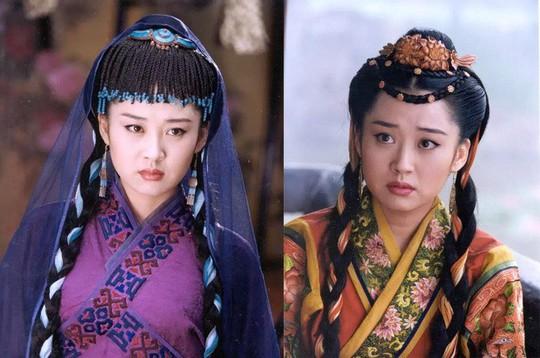 Những mỹ nhân tỏa sáng màn ảnh nhờ tiểu thuyết Kim Dung - Ảnh 4.