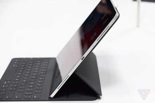 iPad Pro 2018 viền màn hình mỏng, nhận dạng khuôn mặt - Ảnh 5.