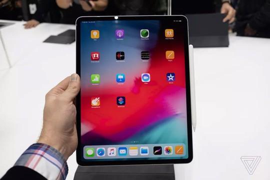 iPad Pro 2018 viền màn hình mỏng, nhận dạng khuôn mặt - Ảnh 1.