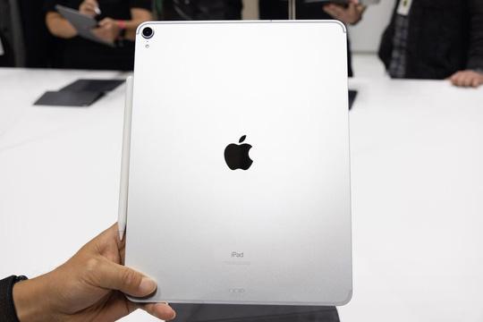 iPad Pro 2018 viền màn hình mỏng, nhận dạng khuôn mặt - Ảnh 4.