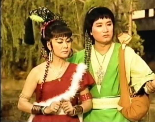 Tieu thuyet Kim Dung tung cuu nguy cho san khau cai luong