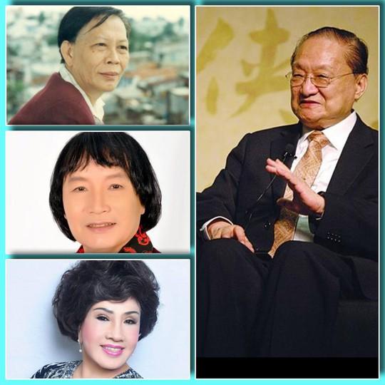Tiểu thuyết Kim Dung từng cứu nguy cho sân khấu cải lương - Ảnh 1.