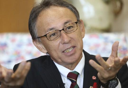 Thông điệp cứng rắn của thống đốc Nhật Bản gửi tới Mỹ - Ảnh 1.