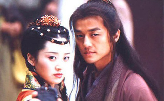 Những mỹ nhân tỏa sáng màn ảnh nhờ tiểu thuyết Kim Dung - Ảnh 6.