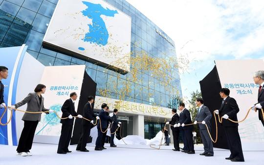 Cộng đồng kinh tế liên Triều: Sức bật và trở ngại - Ảnh 1.