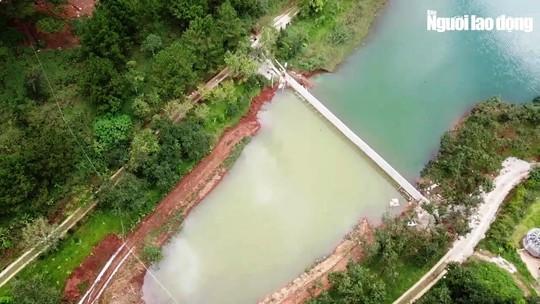 Băm nát hồ Tuyền Lâm: Phó Thủ tướng yêu cầu xử nghiêm - Ảnh 1.