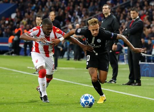 PSG hồi sinh nhờ Neymar, Liverpool gục ngã trên đất Ý - Ảnh 1.