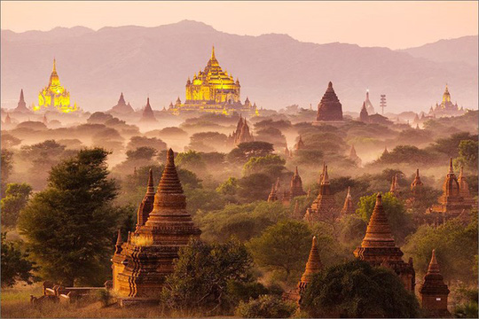 10 điểm du lịch nổi tiếng thế giới vào mùa Thu - Ảnh 1.