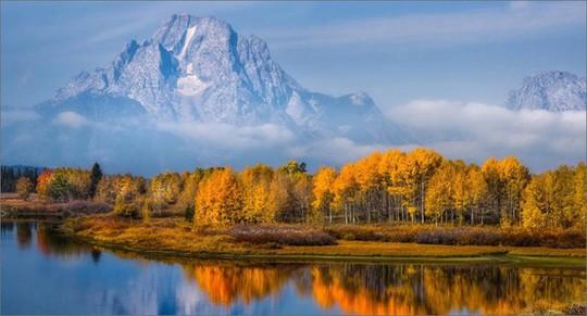10 điểm du lịch nổi tiếng thế giới vào mùa Thu - Ảnh 2.