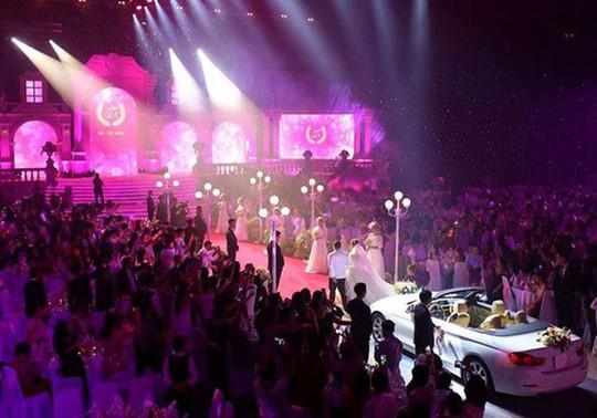 Chủ tịch HĐQT Công ty Cấp thoát nước Quảng Nam nói về đám cưới khủng của con trai - Ảnh 1.