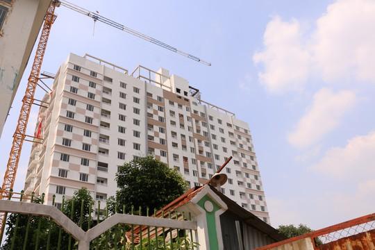 TP HCM xử lý nhiều cán bộ liên quan đến dự án Tân Bình Apartment - Ảnh 1.