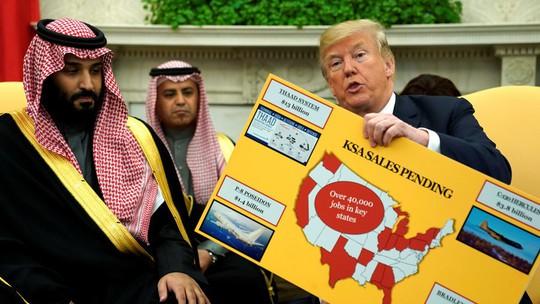 """Ả Rập Saudi phản pháo, tuyên bố """"tồn tại 2.000 năm"""" mà không cần Mỹ - Ảnh 1."""