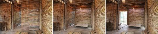 Ngôi nhà tre Việt 50 triệu giành giải thưởng thiết kế của Đức - Ảnh 5.