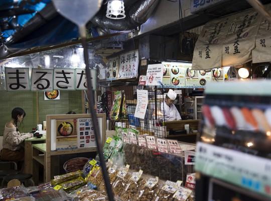 Nhà bếp của Nhật Bản đóng cửa - Ảnh 10.