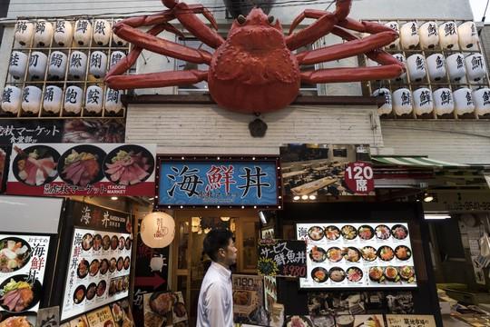 Nhà bếp của Nhật Bản đóng cửa - Ảnh 12.