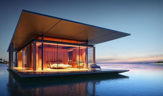 Những kiến trúc dưới nước độc nhất vô nhị - Ảnh 13.