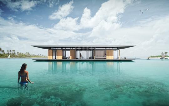 Những kiến trúc dưới nước độc nhất vô nhị - Ảnh 14.