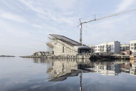 Những kiến trúc dưới nước độc nhất vô nhị - Ảnh 4.